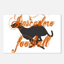 ATASCADERO FOOTBALL (7) Postcards (Package of 8)