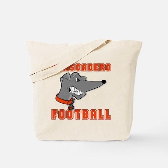 ATASCADERO FOOTBALL (3) Tote Bag