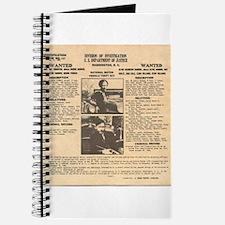 Bonnie & Clyde Journal