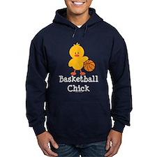 Basketball Chick Hoodie
