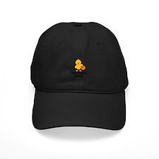 Basketball Chick Baseball Hat