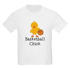Basketball Chick T-Shirt