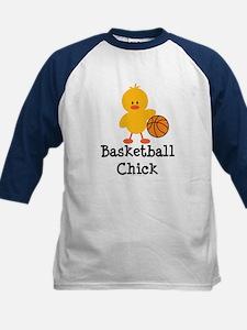 Basketball Chick Tee