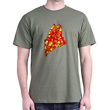 Maine Maple T-Shirt
