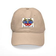 McLaughlin Coat of Arms Baseball Baseball Cap