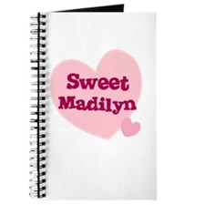 Sweet Madilyn Journal