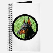 Doberman Pinscher Dog Journal