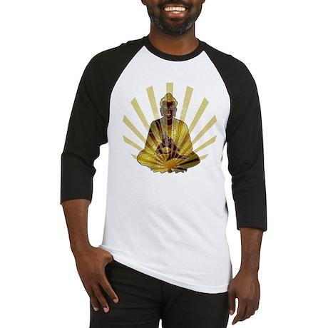 Riyah-Li Designs Vintage Buddha Baseball Jersey