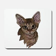 Devon Rex Cat Mousepad