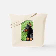 Doberman Pinscher Dog Tote Bag