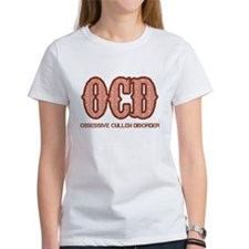 Obsessive Cullen Disorder! Tee