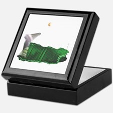 Golf Keepsake Box