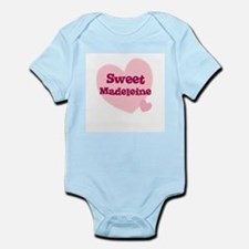 Sweet Madeleine Infant Creeper