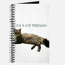 Cool Siberian cat Journal