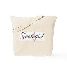 Vintage Zoologist Tote Bag