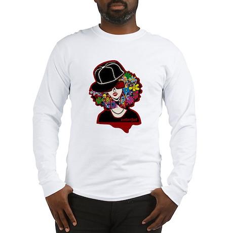 colorful diva Long Sleeve T-Shirt