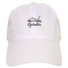 Recovering Catholic Baseball Cap