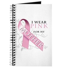 I Wear Pink for my Mother Journal
