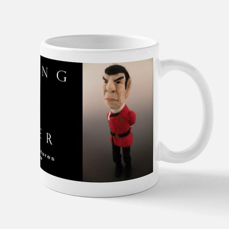 Felt Alive Inspirational Mug