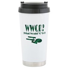 WWQD? Travel Mug