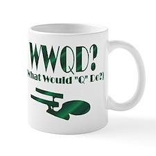 WWQD? Mug