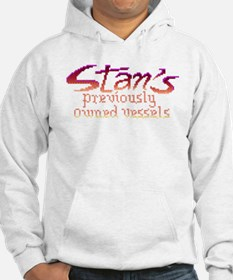 Stan's Previously Owned Vessels Hoodie