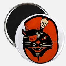 Vintage Pirate Cat Magnet