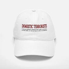 Domestic Terrorists Baseball Baseball Cap