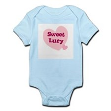 Sweet Lucy Infant Creeper