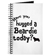 Hug A Beardie Journal