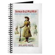 Annie Oakley Journal