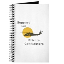 Support our Private Contractors Journal