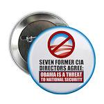 """Seven CIA Directors 2.25"""" Button"""