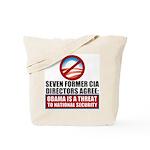 Seven CIA Directors Tote Bag