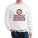 Seven CIA Directors Sweatshirt