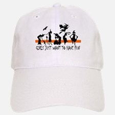 WITCHES Baseball Baseball Cap