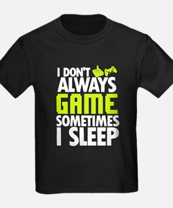 Game Gamer T Shirt T-Shirt
