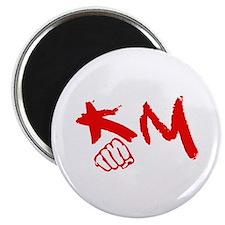 Krav Maga KMR Magnet