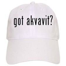 got akvavit? Baseball Cap