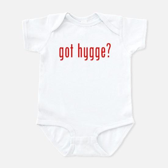 got hygge? Infant Bodysuit