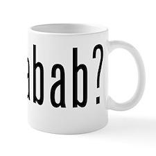 got kabab? Mug
