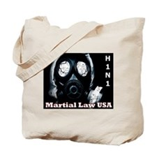 Unique H1n1 Tote Bag