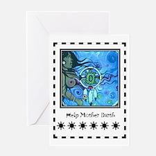 Unique Algonquin Greeting Card