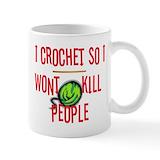 Crochet Coffee Mugs