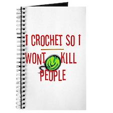 Funny Crocheting Journal