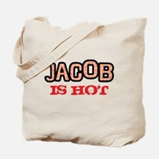 HOT JACOB PAWPRINTS! Tote Bag
