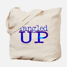 Tangled Up/Dylan Tote Bag