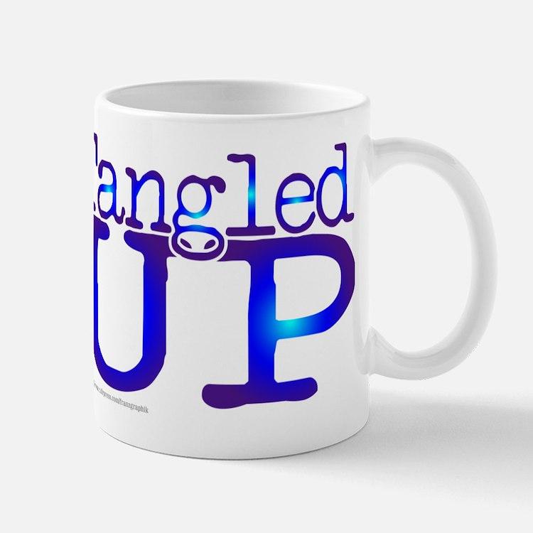 Tangled Up/Dylan Mug
