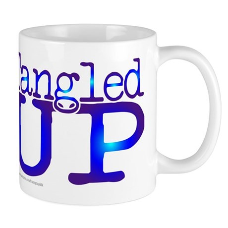 Tangled Up/Dylan Mug