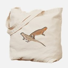 Cute Bearded dragon Tote Bag